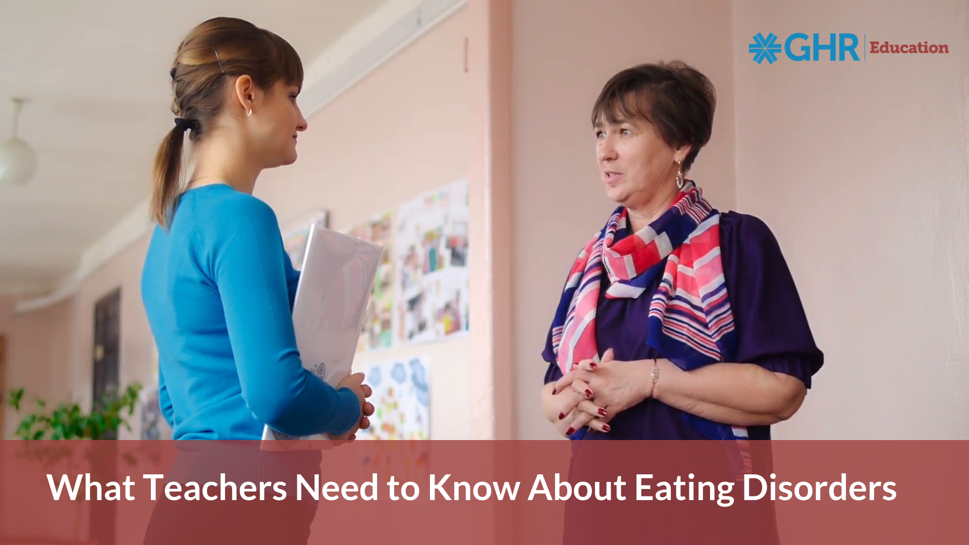 What Teachers Need to Know About Eating Disorders - GHR